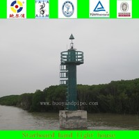 Maintenance free light house with IALA certificate
