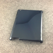 Design latest 3d full angles case for ipad 2