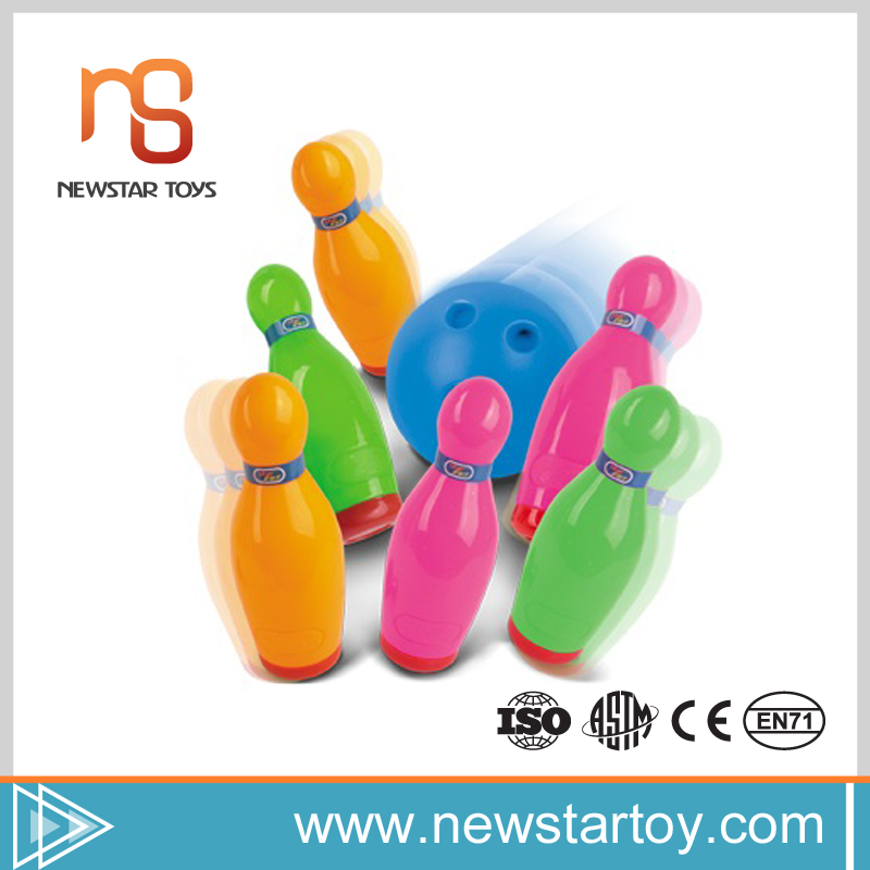 new products 2016 colorful products plastic bowling pin for sale