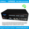 LVP603s led video processor / led video switcher / scaler with SDI and HDSDI input