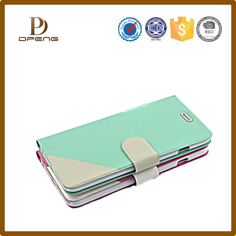 New arrival OEM design mobile phone case leather waterproof phone case for nokia lumia 830