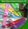 Wholesale Trendy Free Logo Silicone Slap Watch Band, silicone wrist watch