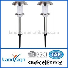 garden solar street stainless steel light circuit XLTD-309