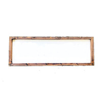 wood frame blank customized sign