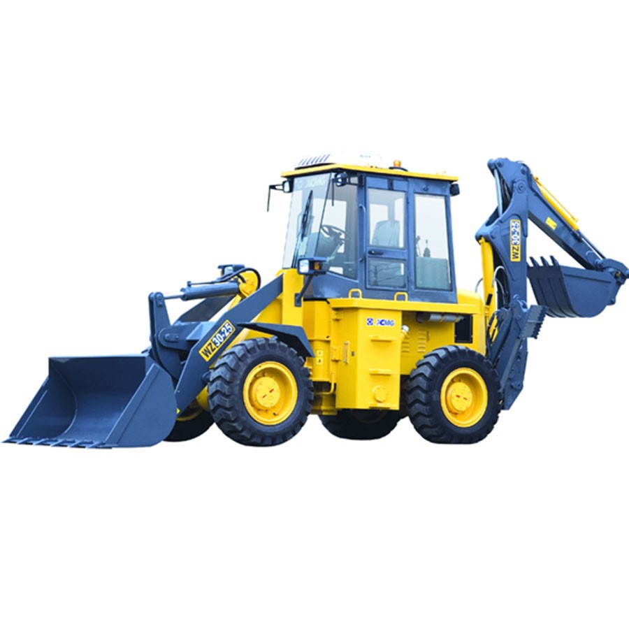 Small Tractors With Loaders : Xcmg loaders for used compact tractors backhoe