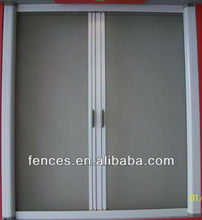 White Fiberglass insect screen/ white fiberglass window screen