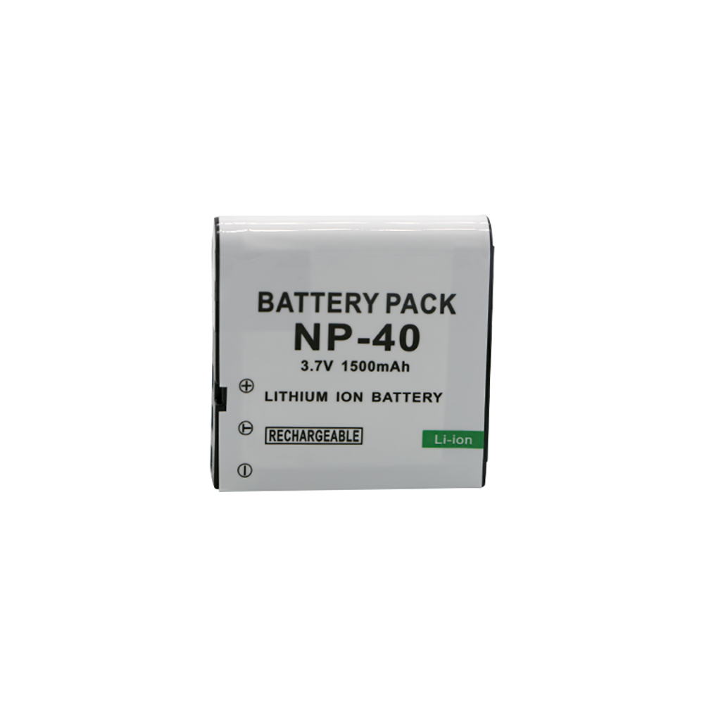 Rechargeable digital camera battery for NP-40 NP40 CNP-40 CNP40 Exilim EX-Z750 Z1050 camera