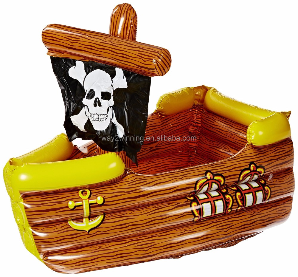 inflatable pirate ship cooler buffet cooler party supplier