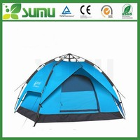 Folding Park 3-4 Person Camping Outdoor Tent