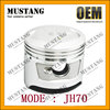 2016 Best-selling Motorcycle JH70 Piston Kit and Piston Pin Diameter 13mm for Honda