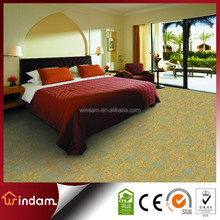 Low Price Nice Floral Pattern Wall to Wall Carpet Flooring
