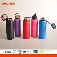 Top Quality Outdoor Double Walls Stainless Steel Water Bottle