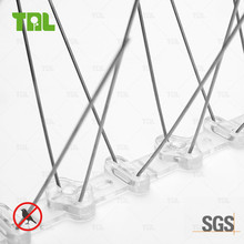Discount Polycarbonate Wires Transparent Bird Spike -TLBS0102