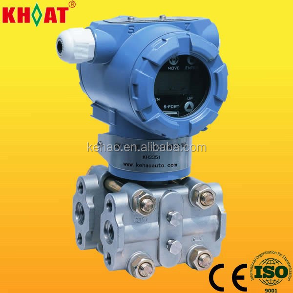 KH3351: Smart Capacitive Hart Oil Pressure Transducer