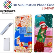 Custom Design Cell Phone Cover Case for ip6 Plus