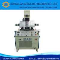 Automatic Pneumatic Shoe Boot Upper Crimping Moulding Machine