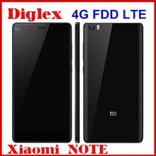 Xiaomi Mi NOTE 4G LTE Smartphone 5.7 Inch Quad Core Snapdragon 801 Android 4.4 Mobile Phone 3GB RAM 16GB ROM 13MP Dual Sim