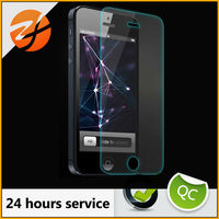 Newest clear anti blue light 9H tempered glass screen protector for iphone 6 mobile phone accessory accept paypal