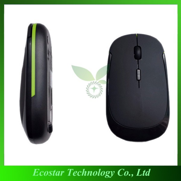 Customized 3D Wireless Optical Mouse for Macbook