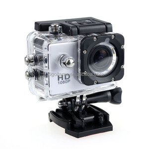 2018 trending products full hd 1080p 4k waterproof action sports auto tracking camera hd Underwater Camcorder
