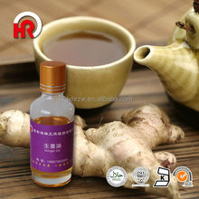 Top 10 Factory Bulk Drum Packed Pure Ginger oil price / Ginger oil