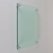Clear Acrylic Photo and Picture Frame Clear Fridge Acrylic Wall Sign Holders Acrylic Magnetic Photo Frame Whole Piece
