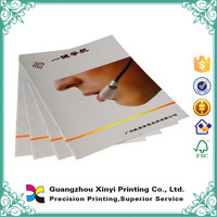 High fashion hot sales printed fashion advertising magazine with fast delivery time