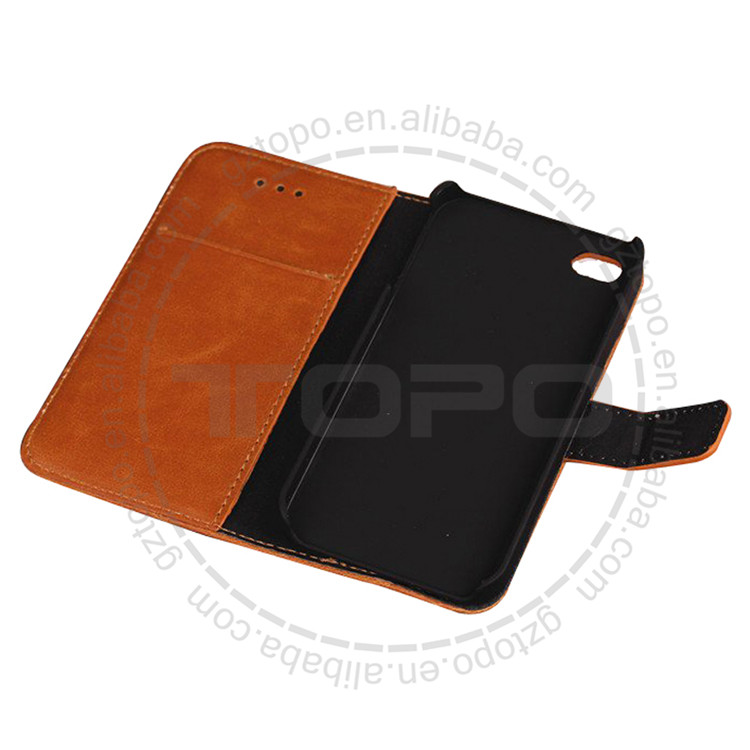 Shockproof Credit Card Wallet Stand Flip Leather holder Case Leather Flip Cover for iPhone 4 5 5s se 6 6s plus