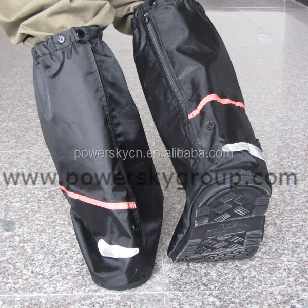2014 TOP SALE Motorcycle Cycling Rain Proof Boots Reusable Shoe Cover
