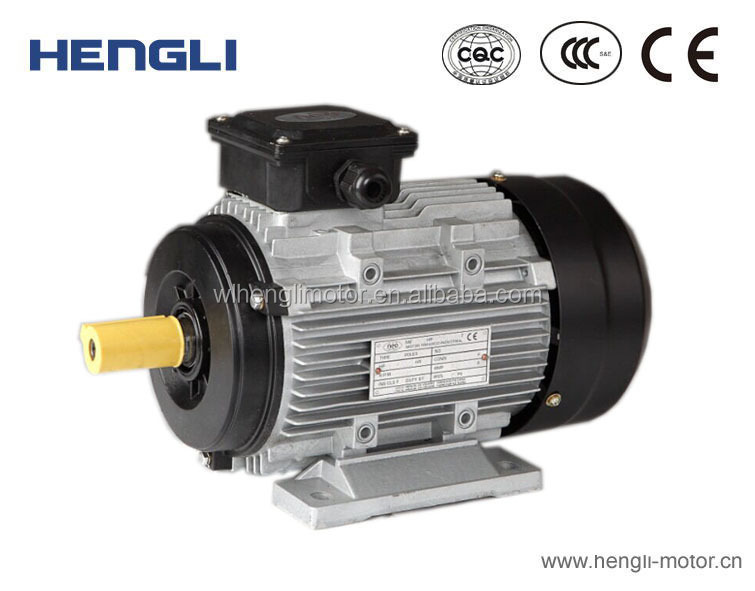 Worm gear speed reducer induction motor, pump motor, three phase electric motor