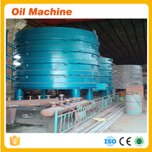 High density of sunflower oil mill project with seeds roasting machine in India and South Africa
