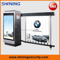 Parking Automatic Boom Barriers & Advertisement Barrier