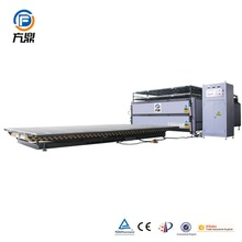 advanced system four layers eva laminated glass forming autoclave