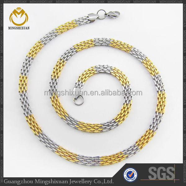 Customized design stainless steel jewelry wholesale write your name on a gold chain