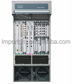 Cisco 7600 System 7609S-RSP720CXL-R Router