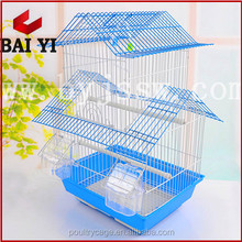 China Vintage Wire Mesh & Wooden Bird Cage Frame