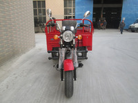 Hot Sale Chinese Optional Color Three Wheel Cargo Motorcycles Trike For Sale