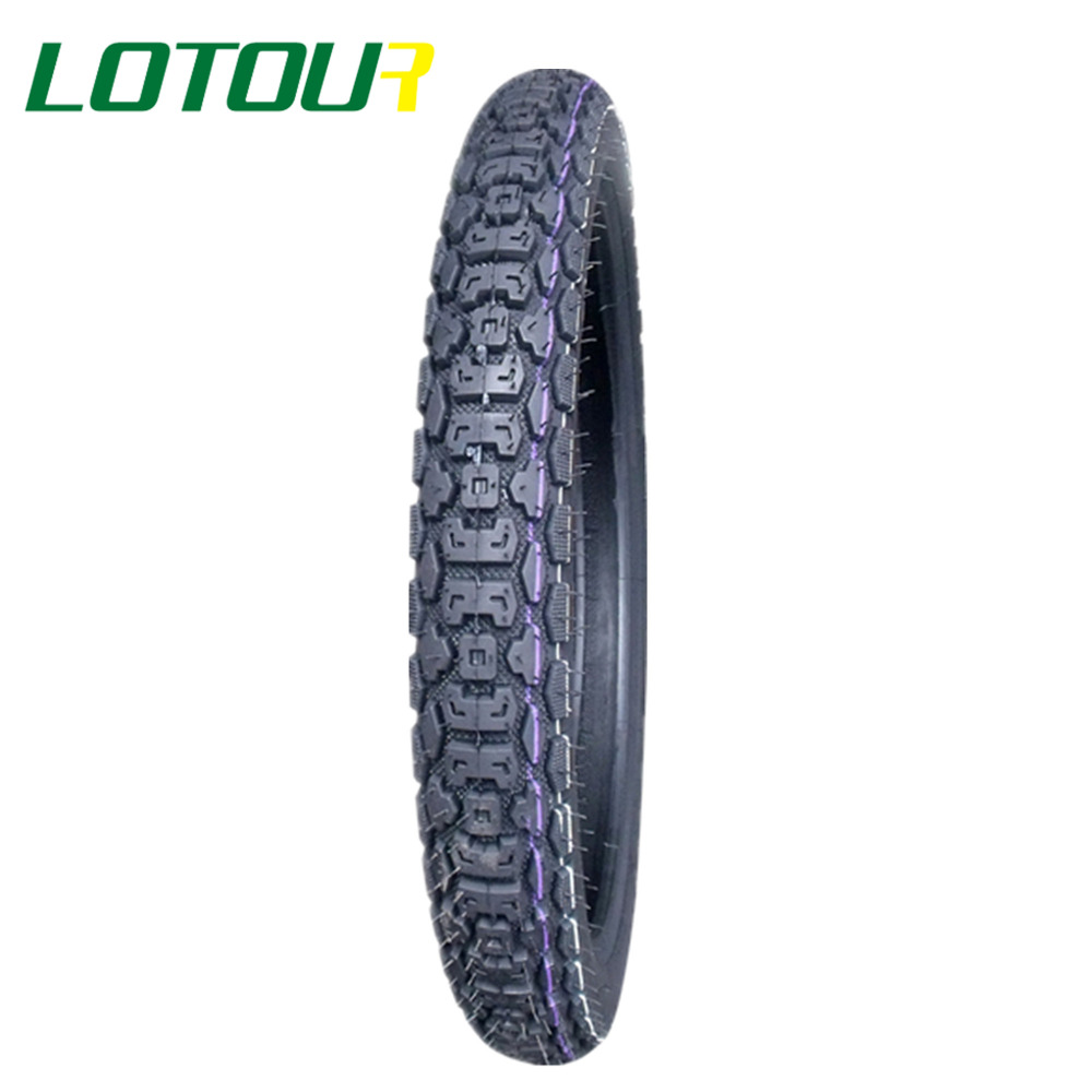 China Factory Direct Sale 2.75-17 Motorcycle Tyre with High Quality