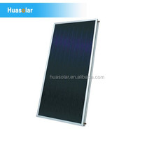Popular Solar hot water heating collector for project,Measures:(2000*1000*80mm)
