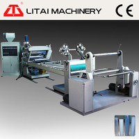 high quality plastic sheet making machine
