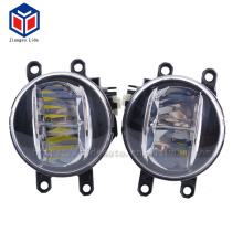 Led fog light 4 inch round 20w for toyota Camry Corolla Yaris PREVIA RAV4 car fog lamp