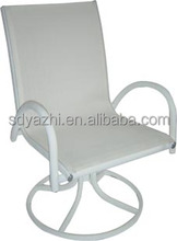 plastic materials for weaving outdoor chairs for swing chair