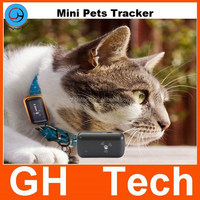 GH A Gift to your lovely pet dog or catsG-TA11 Mini pet gps tracker For Cats & Dogs GPS Reciver G-PAWS GPS Pet Data Recorder