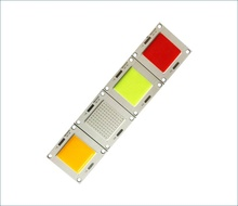 Colorful Green 12V COB LED Chip Light 40*40mm 20-100lm/<strong>w</strong>