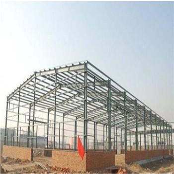2017 Steel construction durable fabricated steel struction from China