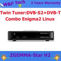 BIg promotion for zgemma h2 512M/512M 751MHz DVB S2+DVB T2 hd combo dvb-s2 dvb-t2 satellite receiver zgemma star h2