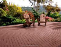 good price wood plastic composite decks 170*30mm solid engineered board