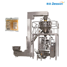 Automatic multiheads weighing shredded cheese Packing Machine