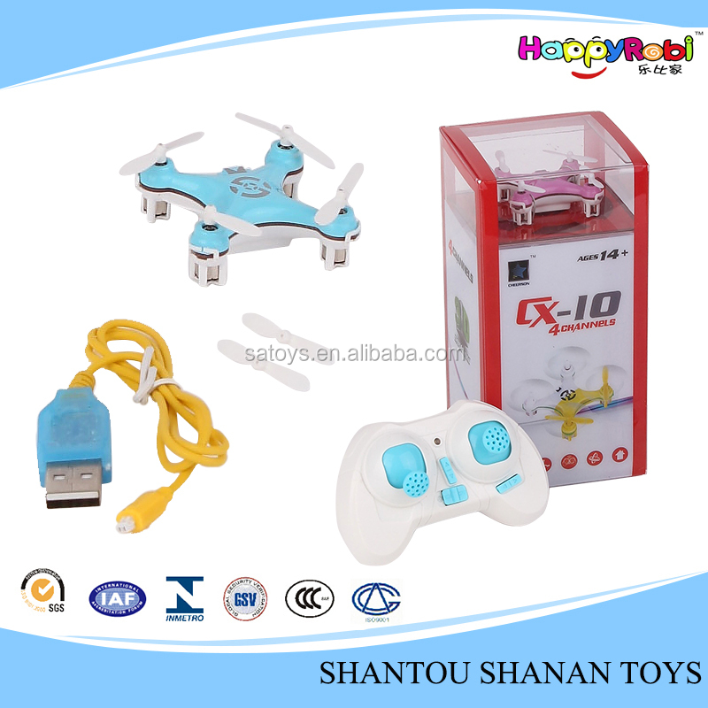 Hot selling CX-10 Mini remote control Quadcopter for sale