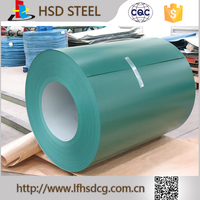 prepainted steel coil or roll for perforated metal sheet